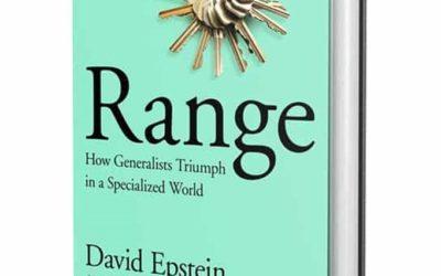 Les Idées qui Montent  : Range, de David Epstein